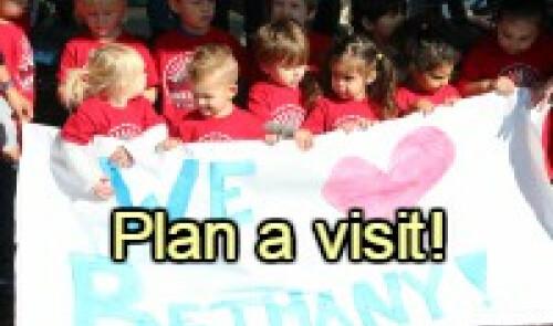 Preschool - Admissions